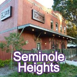 Seminole Heights Florida Homes for Sale
