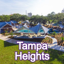 Tampa Heights Florida Homes for Sale
