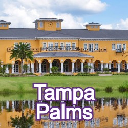 Tampa Palms Florida Homes for Sale