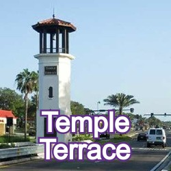 Temple Terrace Florida Homes for Sale