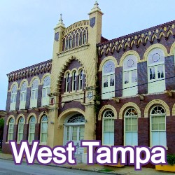 West Tampa Florida Homes for Sale