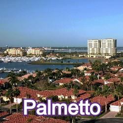 Palmetto Florida Homes for Sale