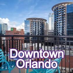 Downtown Orlando Florida Homes for Sale