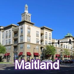 Maitland Florida Homes for Sale