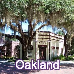 Oakland Florida Homes for Sale