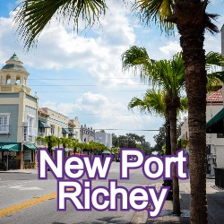 New Port Richey Florida Homes for Sale