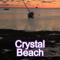 Crystal Beach Florida Homes for Sale