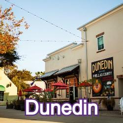 Dunedin Florida Homes for Sale