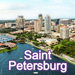Saint Petersburg Florida Homes for Sale