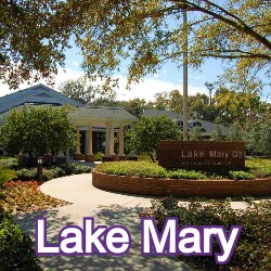 Lake Mary Florida Homes for Sale