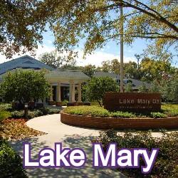 Lake Mary Florida Homes for Sale