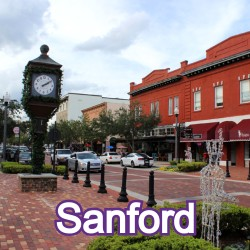 Sanford Florida Homes for Sale