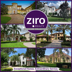 Ziro Premier Listing Service