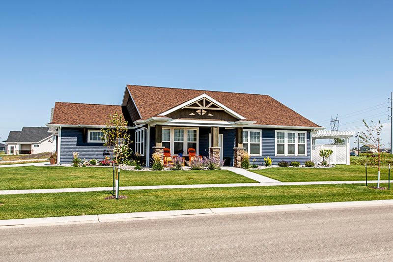Rocking Horse Farm House