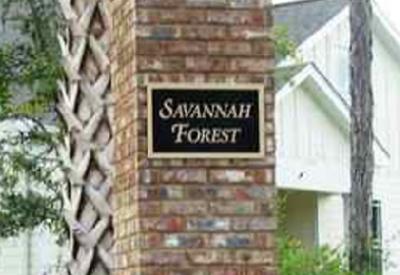 Savannah Forest Real Estate