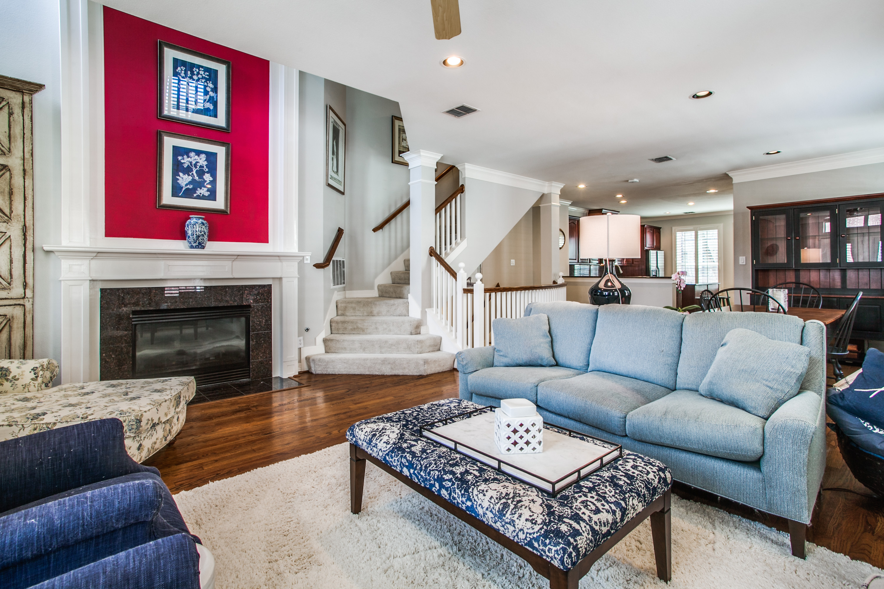 This Luxurious Three Story End Unit Townhouse Is A Sought After Oasis In Upscale State Thomas Overflowing With Fabulous Features To Fall Love