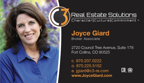 Joyce Giard Fort Collins Realtor