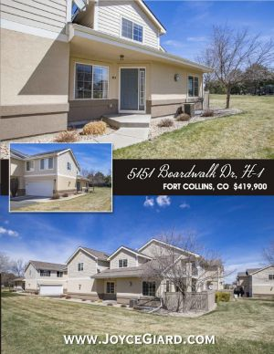 5151 Boardwalk Drive H1 Fort Collins Brochure