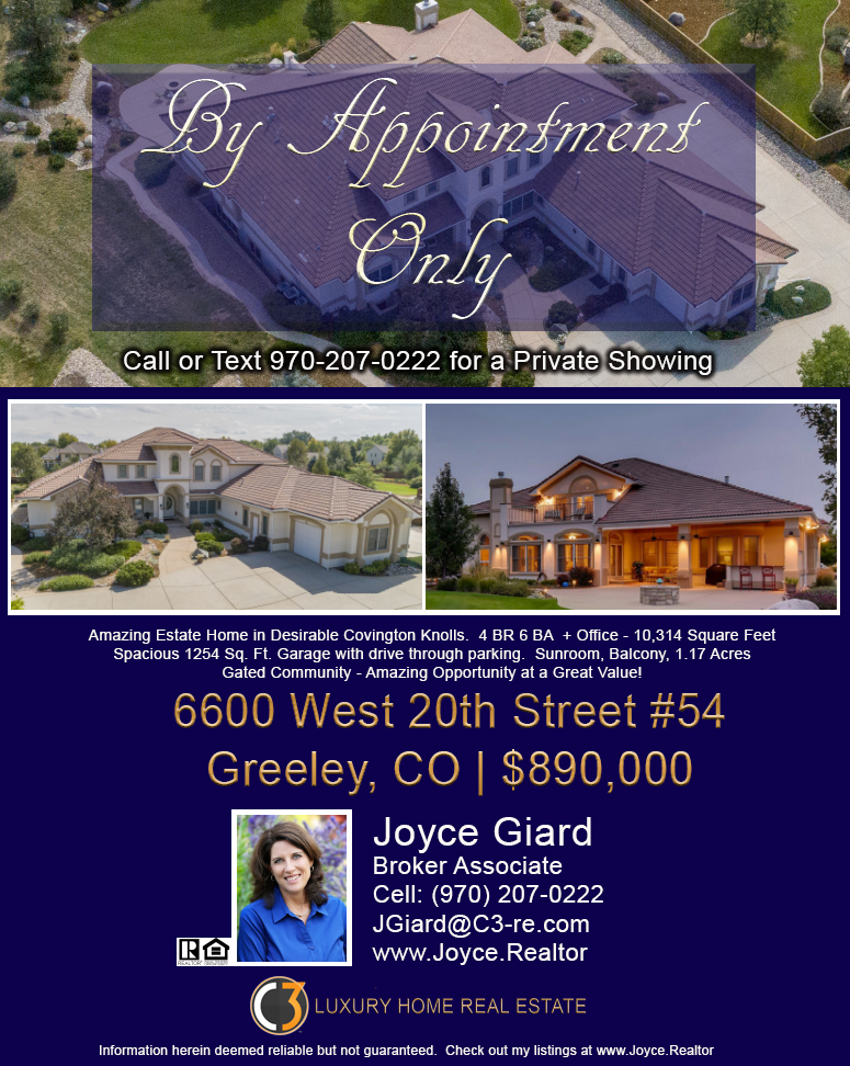 6600 W 20th St Unit 54, Greeley, CO 80634