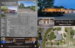 7877 Windsong Road Windsor Colorado 80550 Brochure