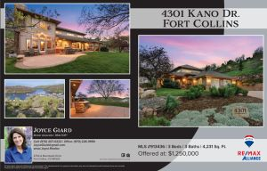 4301 Kano Dr, Fort Collins, CO 80526