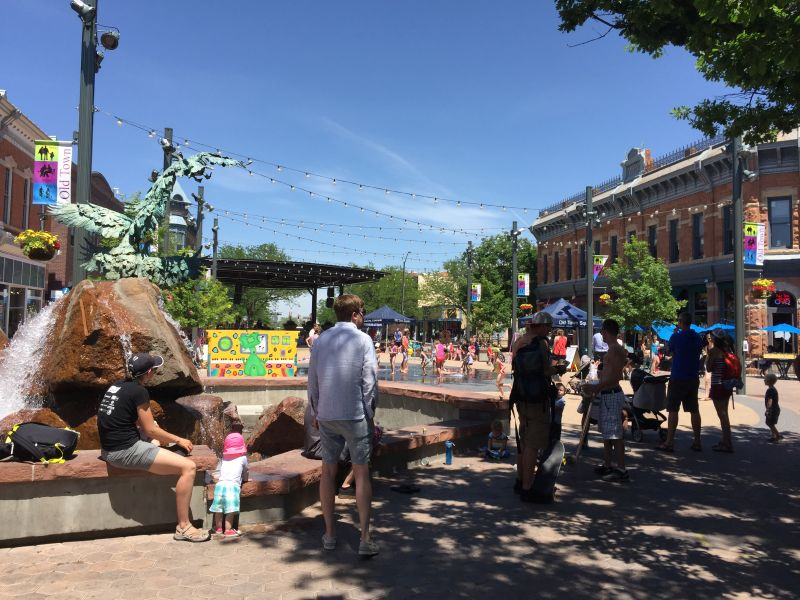Fort Collins Ranked #1 in the Livability.com Top 100 Best Places to Live