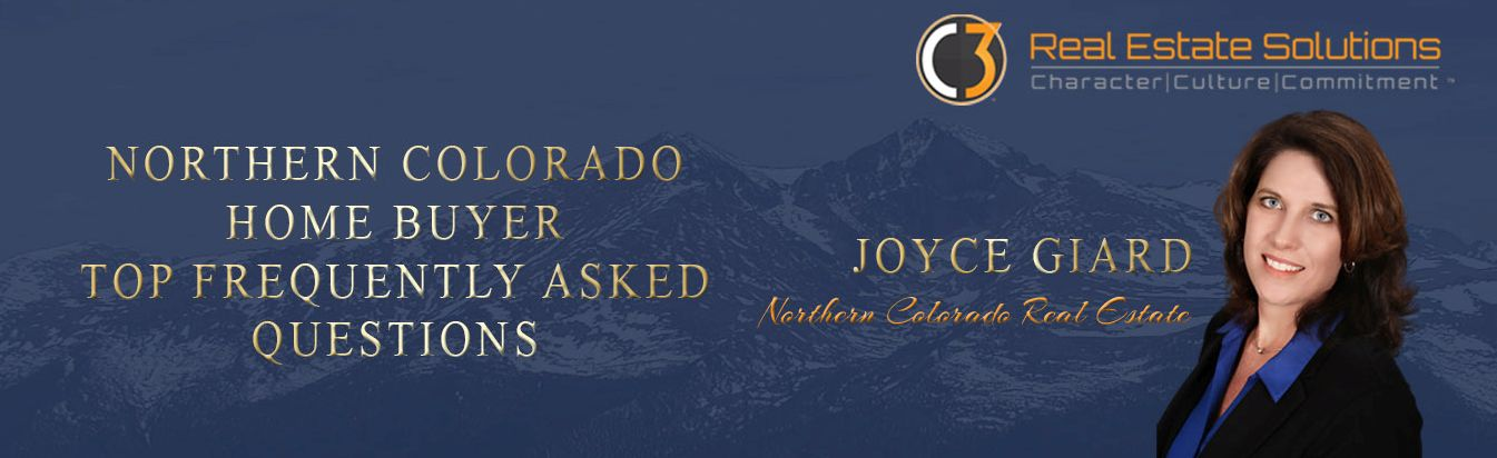 Home Buyer Frequently Asked Questions Fort Collins Colorado