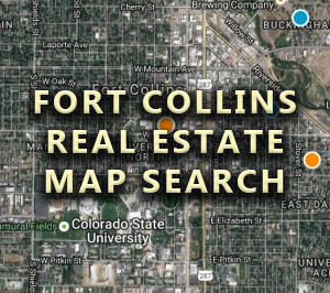 Homes For Sale in Fort Collins Map Search