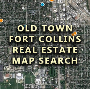 Old Town Fort Collins Homes For Sale Map Search