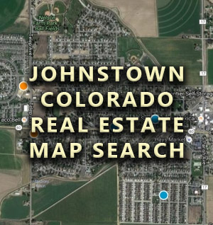 Johnstown CO Homes For Sale Map Search
