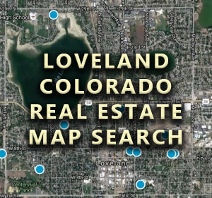 Homes For Sale Loveland CO Map Search