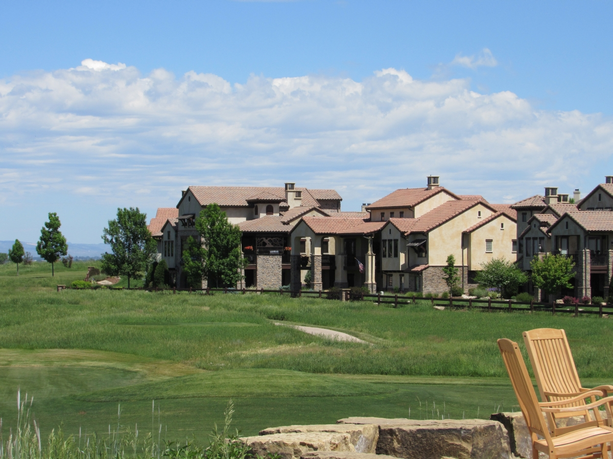Harmony golf club homes timnath fort collins colorado photos for House plans for golf course lots