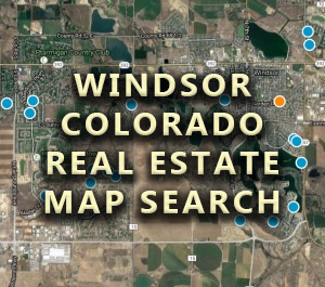 Homes For Sale Windsor CO Map Search