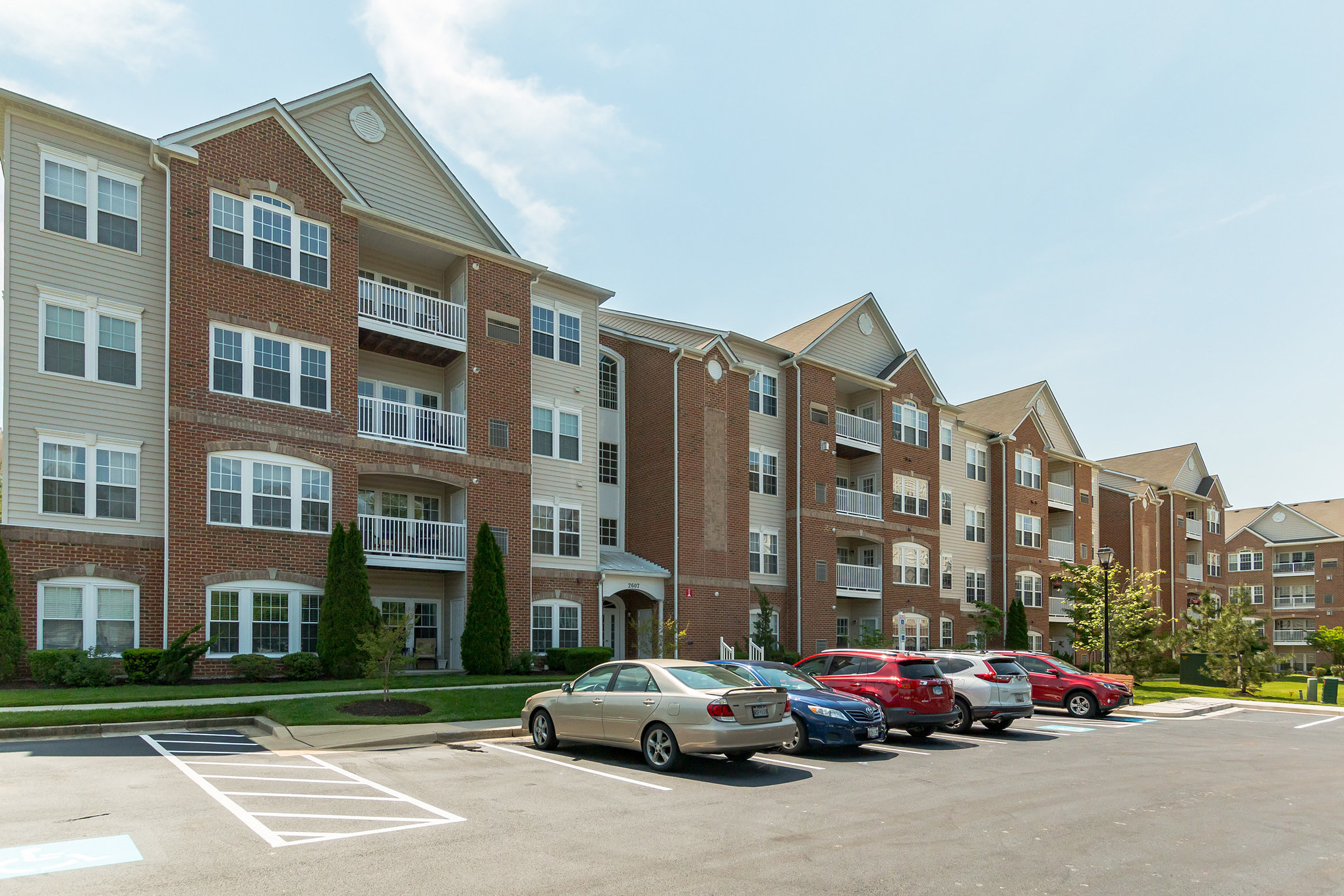 Odenton condo for sale in the Eden Brook subdivision
