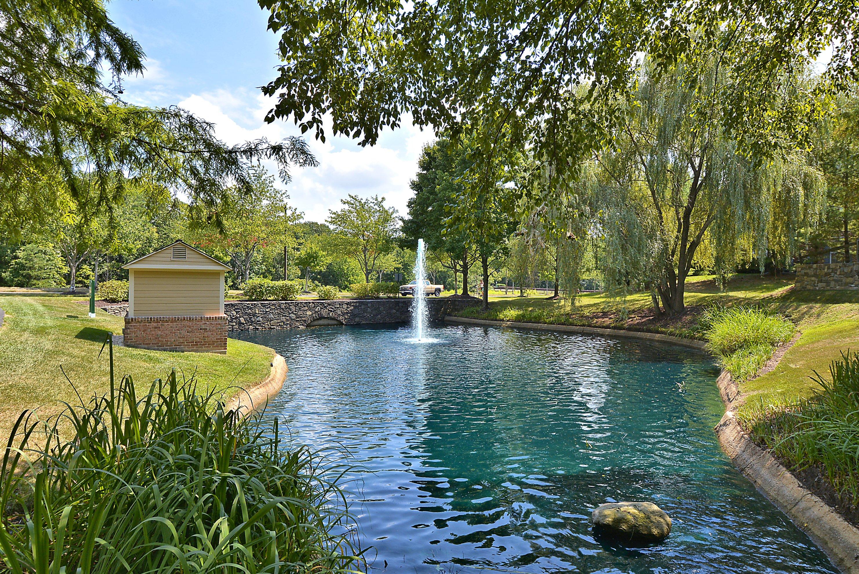 Lake at Piney Orchard