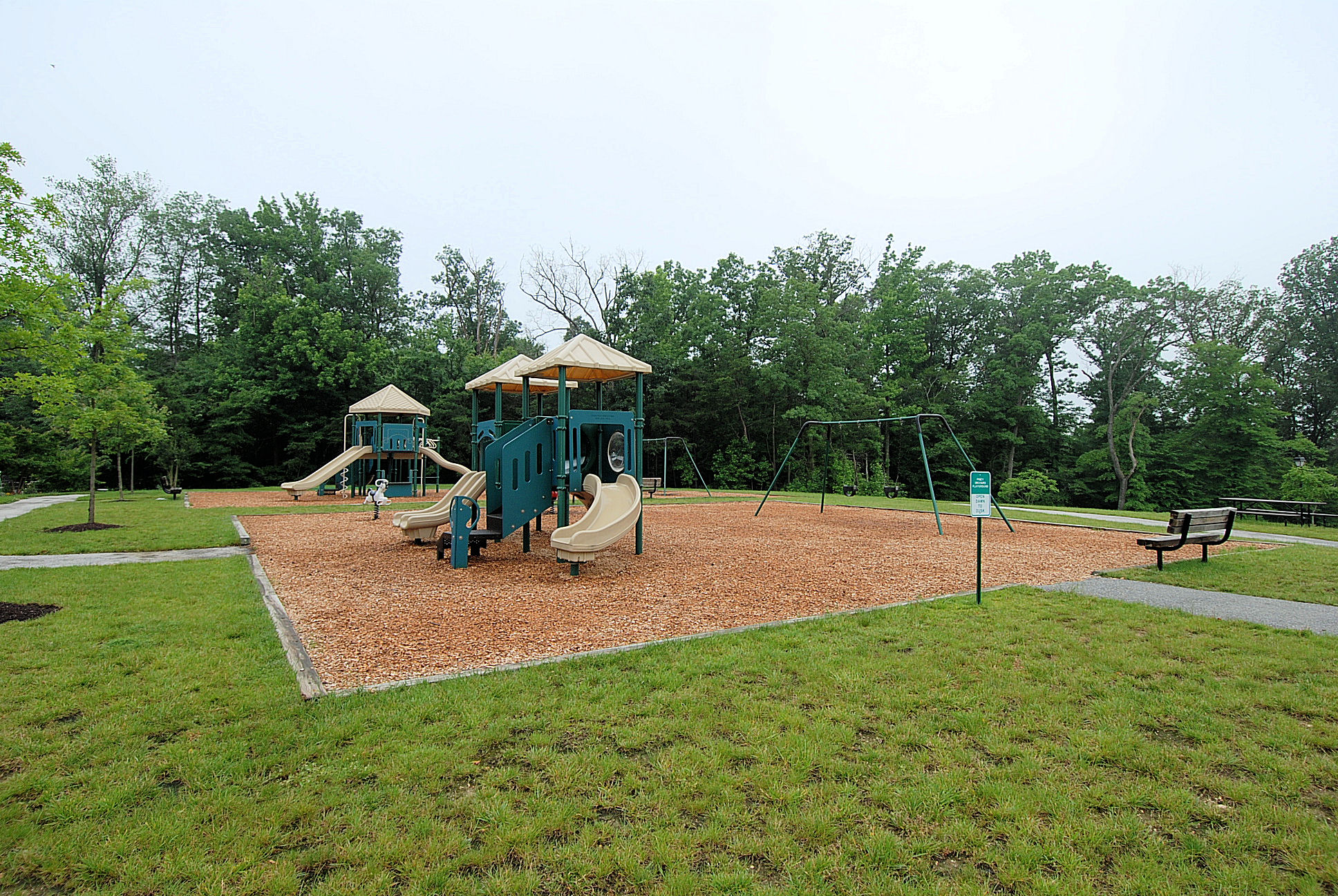 Piney Orchard tot lot