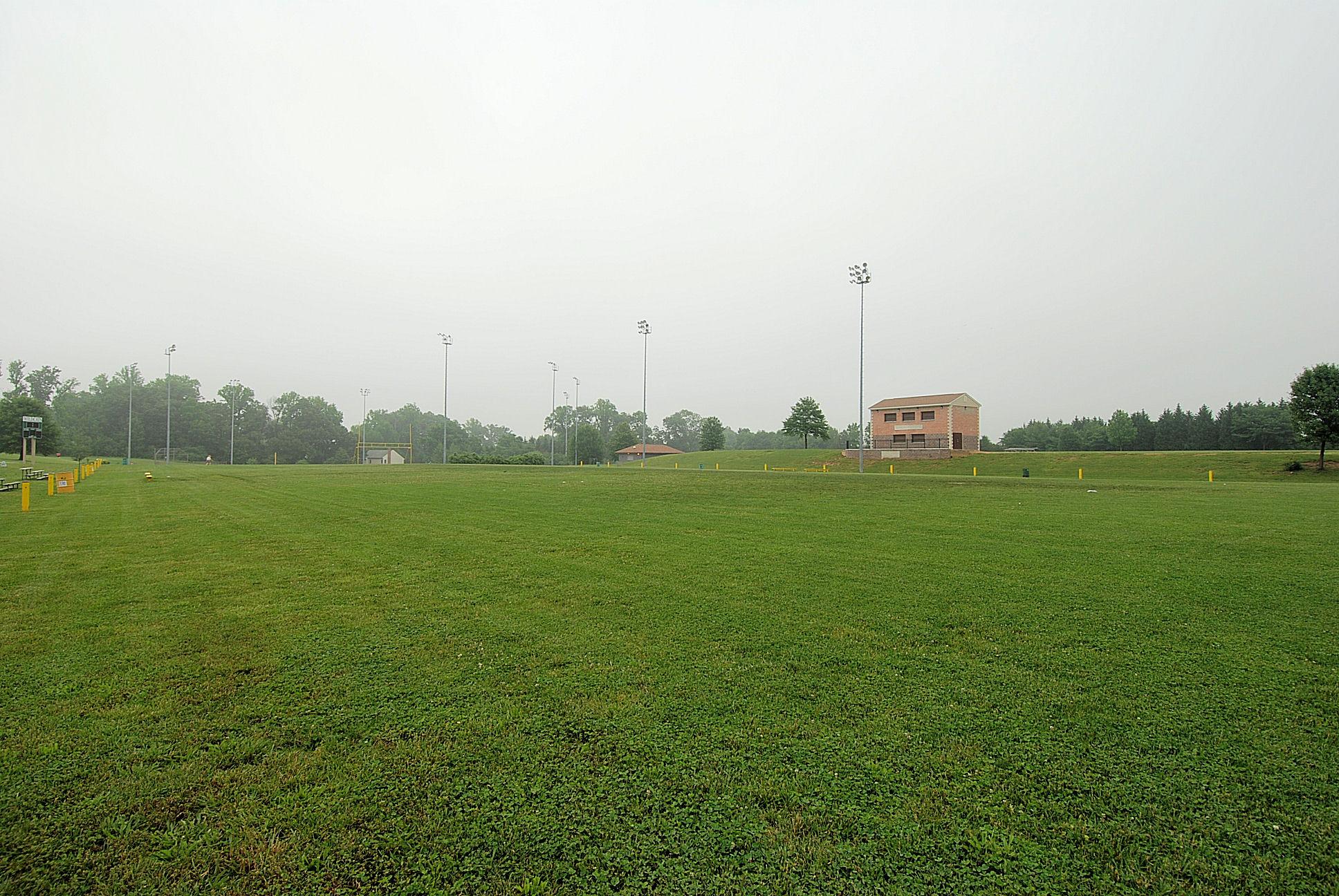 Piney Orchard football field
