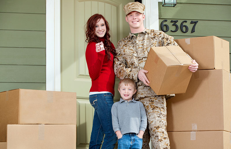 Fort Meade Relocation information and home search