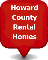 Homes for rent near fort meade in Howard county including Columbia and Elllicott City