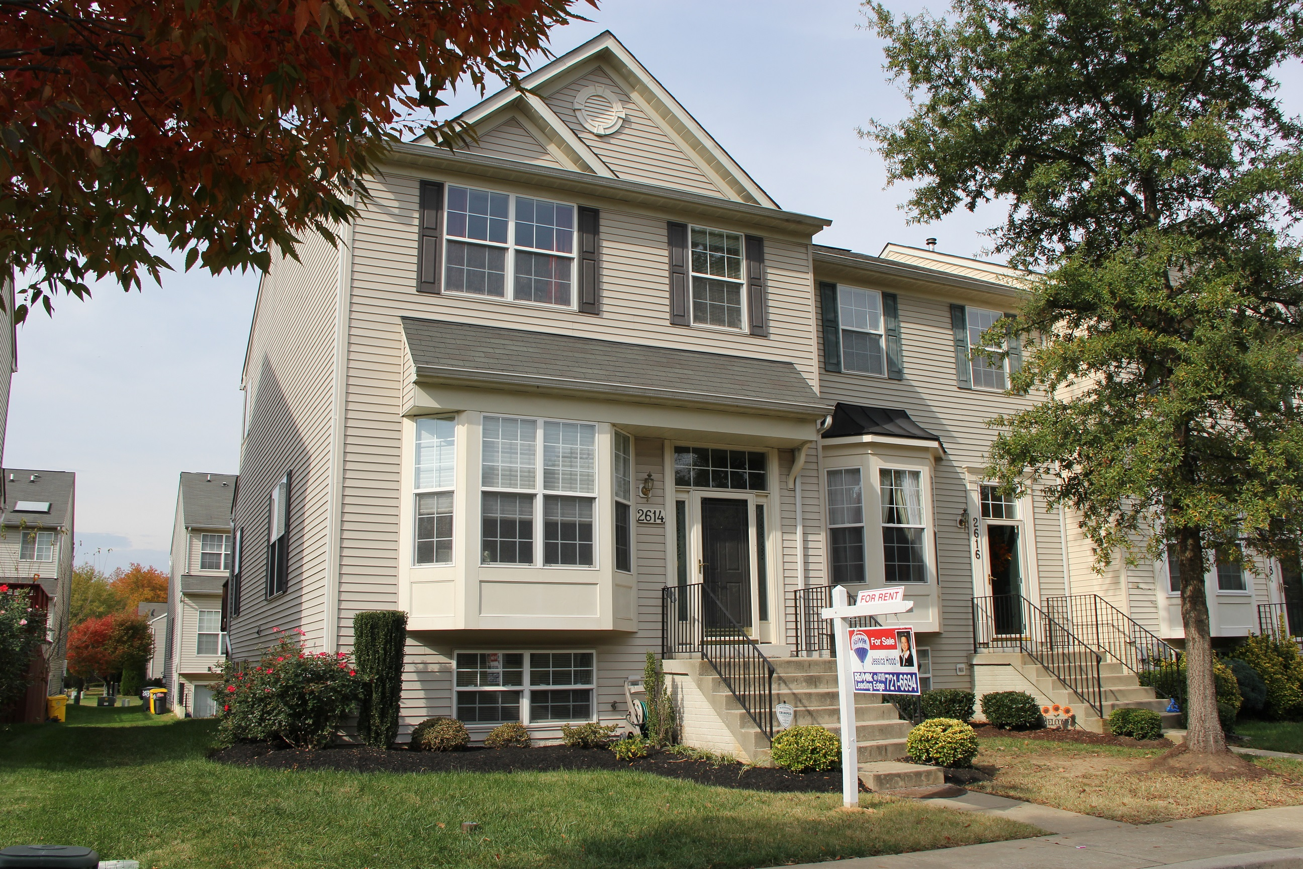 Home for rent in Seven Oaks Odenton near Fort Meade