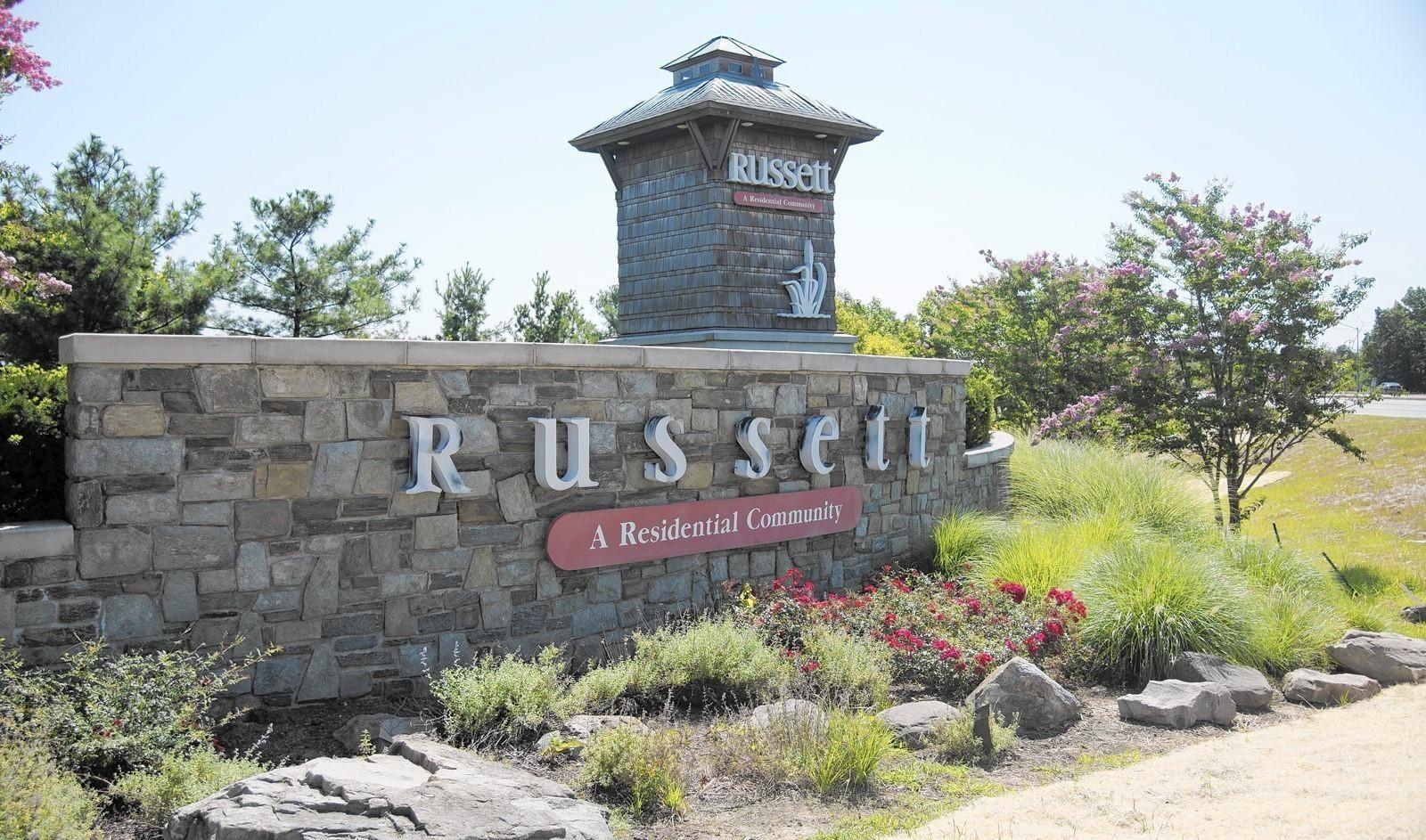 Russett Community Laurel MD