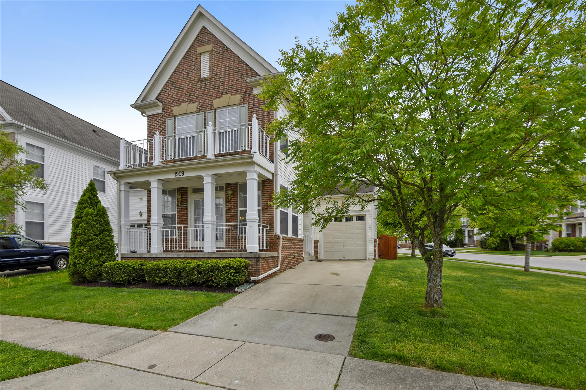 Odenton home for sale in the Seven Oaks subdivision