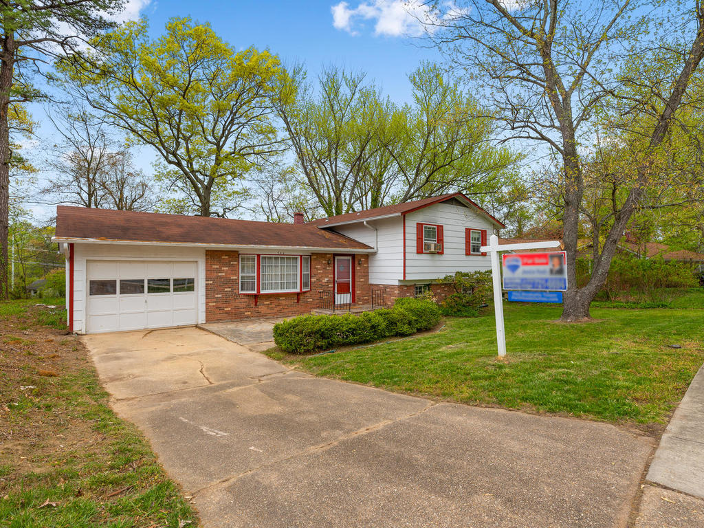 Homes for sale near Fort Meade MD in the Maple Ridge subdivision of Odenton