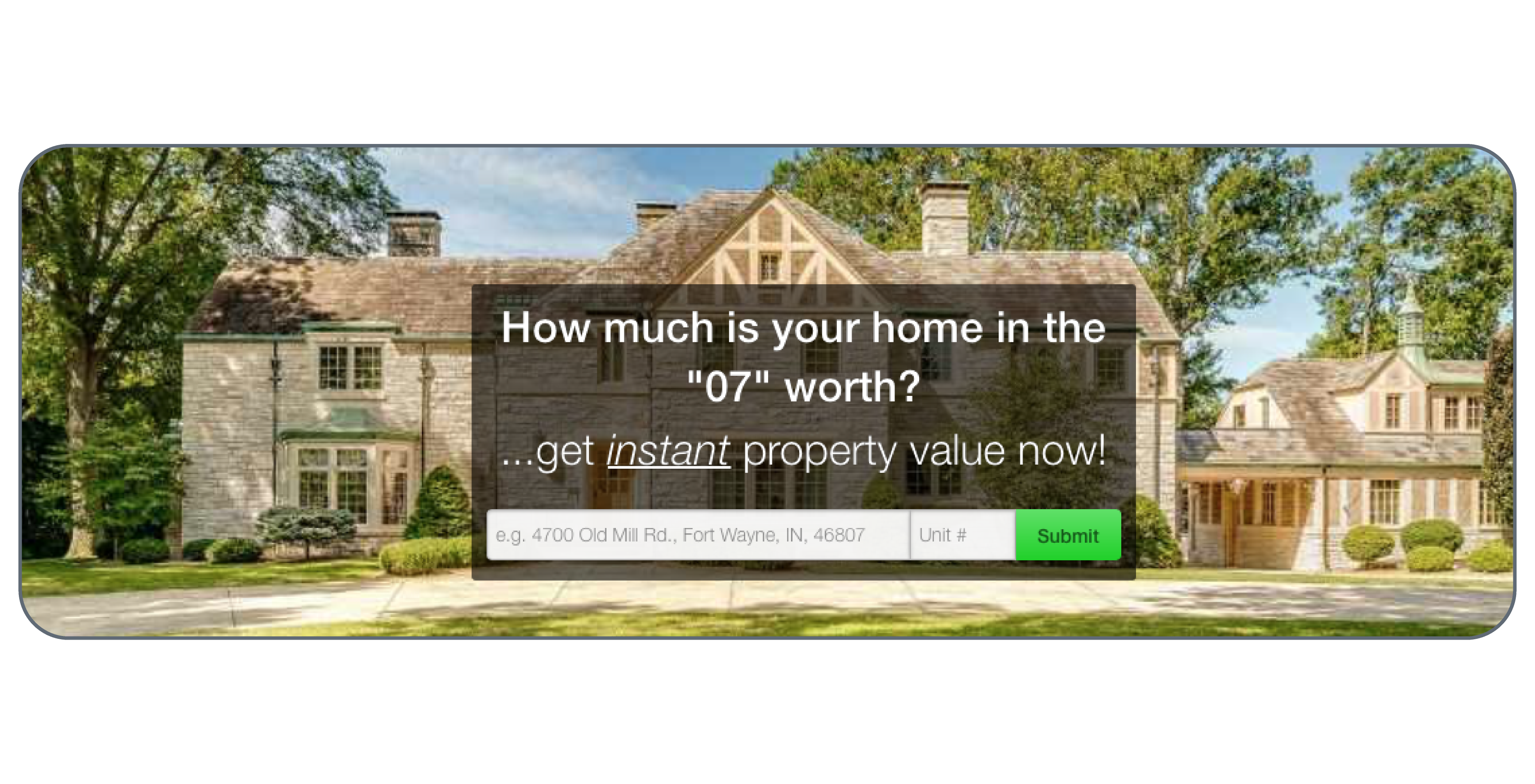 Find out your Harrison Hill home value!
