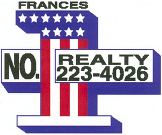 FRANCES NO. 1 REALTY