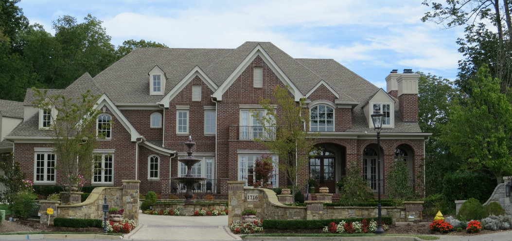 Laurelbrooke franklin tn homes luxury for Home builders in tennessee