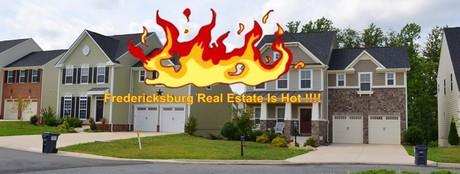 Fredericksburg Real Estate Market is Hot Image