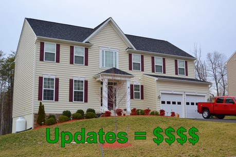 Fredericksburg Homes Update Homes article image