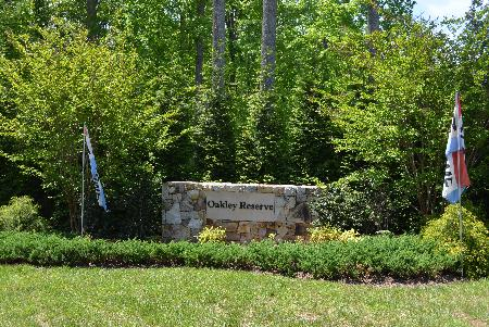 Oakley Reserve Homes for Sale Site Image