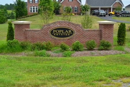 Poplar Estates Homes for Sale